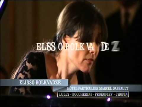 ELISSO BOLKVADZE DVD PROMO ON MEZZO