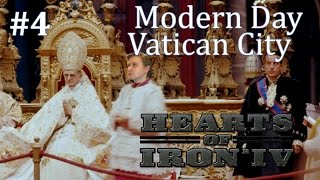 HoI4 - Modern Day Mod - Vatican City - Part 4