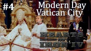 HoI4 - Modern Day Mod - Vatican City - Part 4