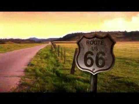 Mark Lennon Route 66