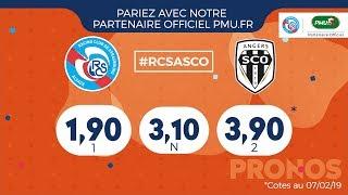 Racing-Angers SCO (J24 Ligue 1 18/19) : les clés du match avec PMU.fr