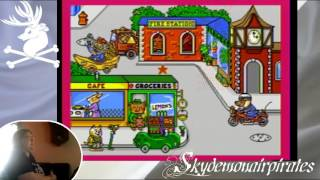 Sega Pico (with 7 games)