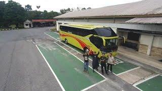 UNBOXING THE BUS! KAROSERI LAKSANA SR 2 HD PRIME 'LEGACY' Mercedes Benz OH 1626 - Stafaband
