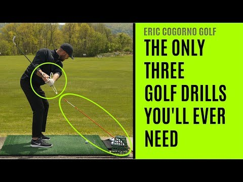 GOLF: The Only Three Golf Drills You'll Ever Need