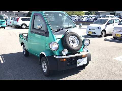1996 Daihatsu Midget2 K100P-003346 Japanese Mini Truck For Sale (Japan Kei Truck)Used Car Vehicle