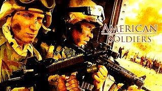 American Soldiers - Ein Tag im Irak (Kriegsfilm in voller Länge, kompletter Film auf Deutsch)