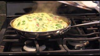 Easy Egg Frittata Recipe