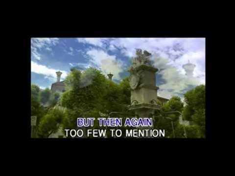 My Way (Karaoke) - Style Of Tom Jones