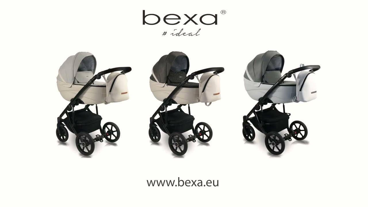 Детская коляска Bexa Ideal 2 в 1