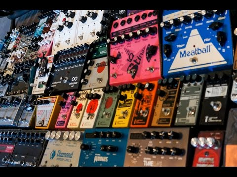 THE BEST DELAY GUITAR EFFECTS PEDALS OF ALL TIME