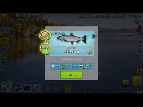 Just Fishing - Gameplay