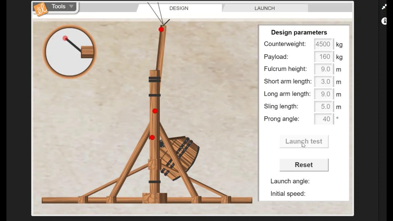 Build A Mini Trebuchet Manual Guide
