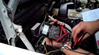wire harness repair on a 1995 mercedes benz c220 - youtube  youtube