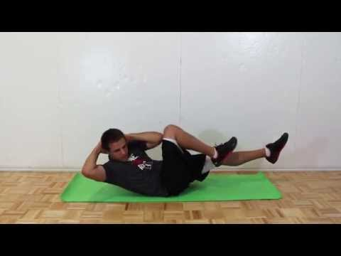How to do a Bicycle Crunch