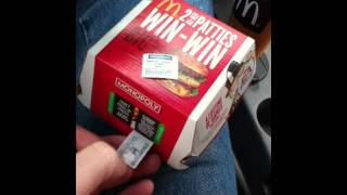McDonald's Monopoly Game 2011