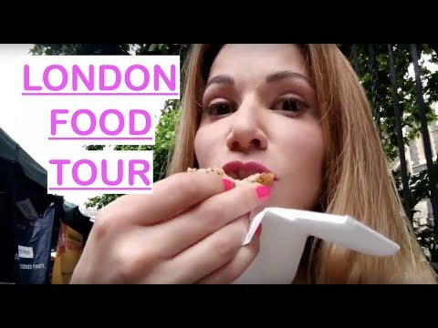 LONDON FOOD TOUR  - Street Food Tour Through Borough Market, London Tower Bridge and More!
