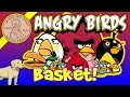 Giant Angry Birds Gift Basket, Games, Puzzles Party Supplies Toys Kids Fun Stuff