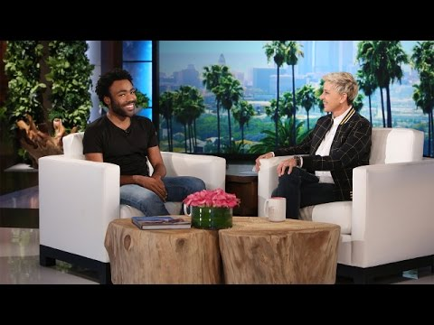 The Dynamic Donald Glover