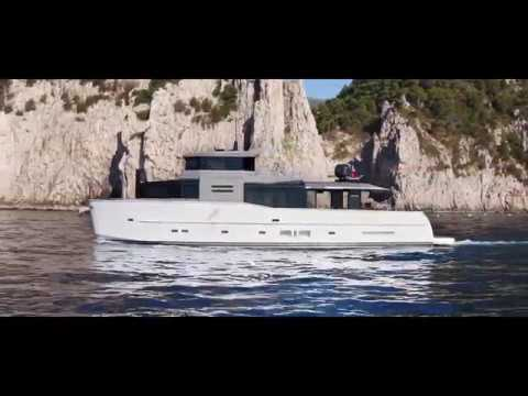 Arcadia Yachts 85S - A Yachting Renaissance