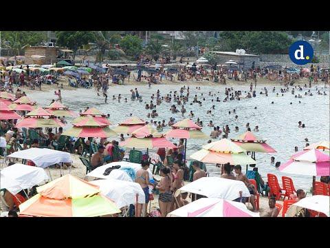 Las historias detrás del reencuentro de los venezolanos con las playas