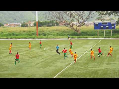AMTIF- Sebastián Portillo ARAGUA FC 09-09-2017