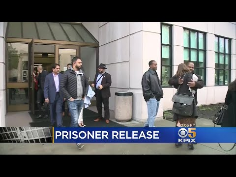 San Quentin Inmate To Walk Free After New Law On Murder Convictions