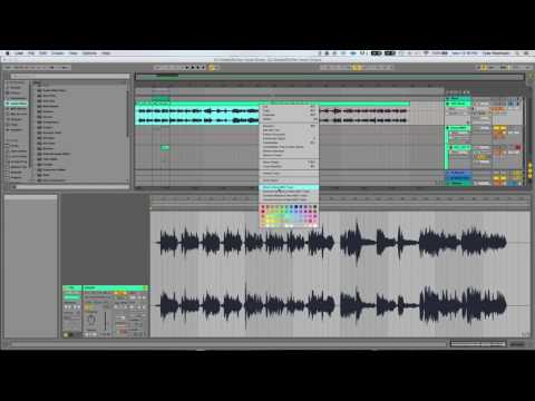 Ableton Production Tutorial: Slicing Audio to MIDI like DJ Snake & Marshmello