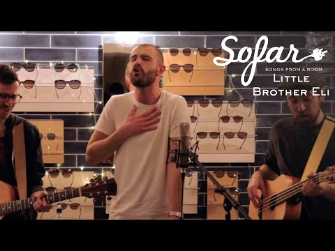 Little Brother Eli - Our Kind Of Love | Sofar Bath