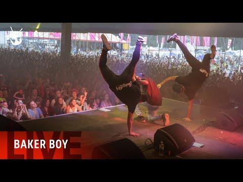 Baker Boy - 'Marryuna' (live at Splendour In The Grass 2018)