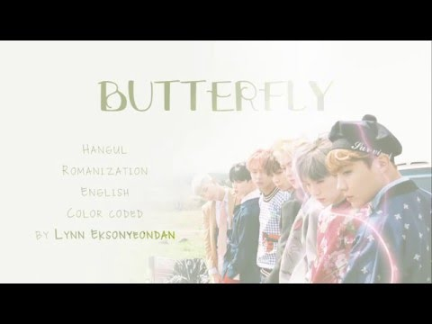 BTS ()  Butterfly Prologue Mix [Color coded Han|Rom|Eng lyrics]