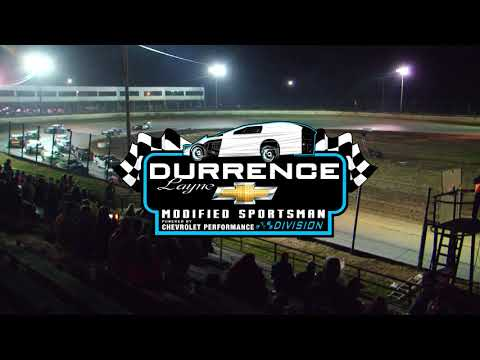 Jackson Motor Speedway | Open Wheel Modified $1,000 | Nov 3, 2018