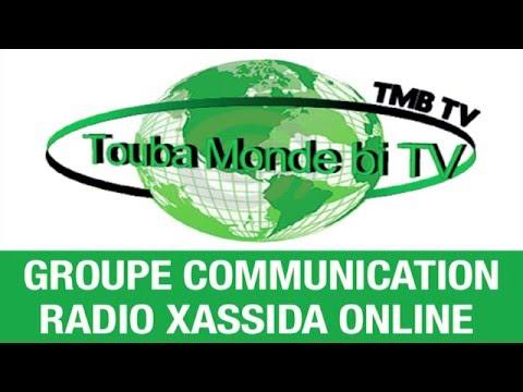 Radio Khassida Online Touba Mondebi khassida rek