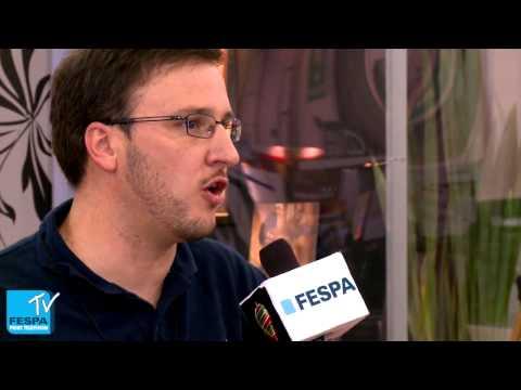 FESPA TV Mexico 2012: Agfa Interview - FESPA TV