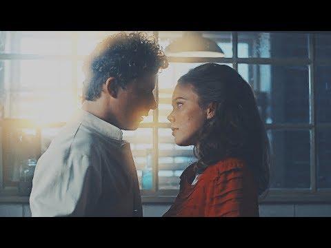 Calle & Nina - I found love (Vår tid är nu)
