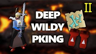Easiest way to Deep Wildy Pk | A Runescape Documentary