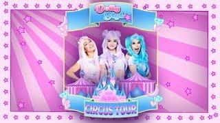 VI SKA PÅ TURNÉ – Circus Tour!