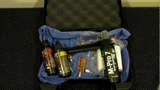M-pro 7 Universal Gun Cleaning Kit.