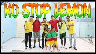 GOYANG KO STOP LEMON - SUNSET SQUAD FAMILY   Choreography by Diego Takupaz