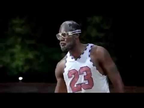881da6510e1c Nike Lebron james The LeBrons 2 on 2 commercial funny zoom IV - YouTube