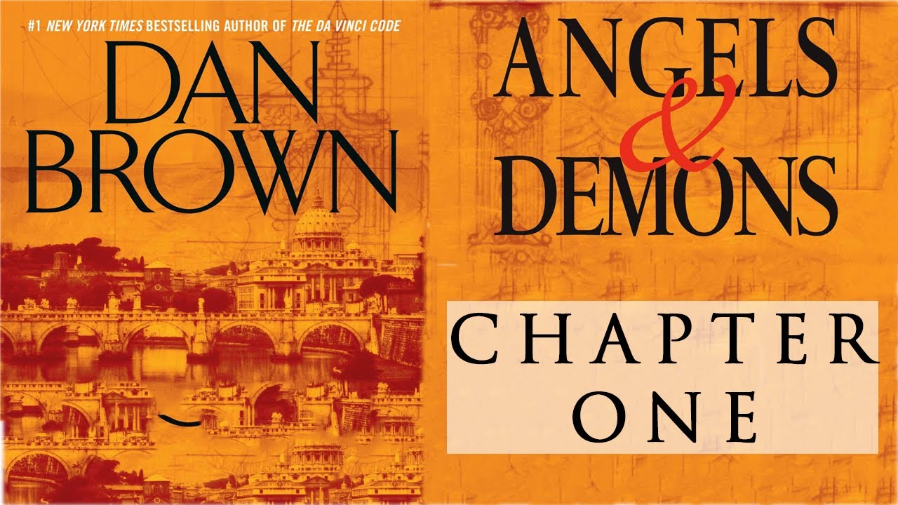 Angels and Demons Audiobook Dan Brown    Chapter One