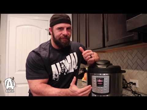The Animal Underground: John Jewett Chicken Meal Prep