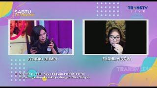 Download PERSELINGKUHAN AYUS & NISSA SABYAN DIBENARKAN ADIK SANG KEYBOARDIS | RUMPI (18/2/21) P1