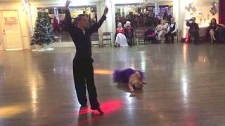Roxane Milotti and Igor Colac -  Classic Showdance