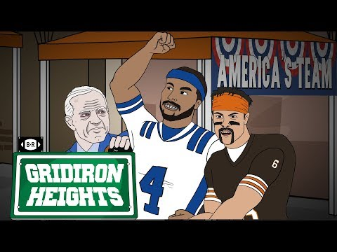 The Browns Blow Their Chance to Be Americas Team | Gridiron Heights S4E2