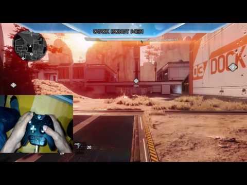 Titanfall 2 - slidehop/bunnyhop tutorial