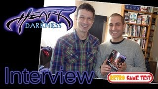 Heart of Darkness - Eric Chahi interview débriefing du Retro Game Test.