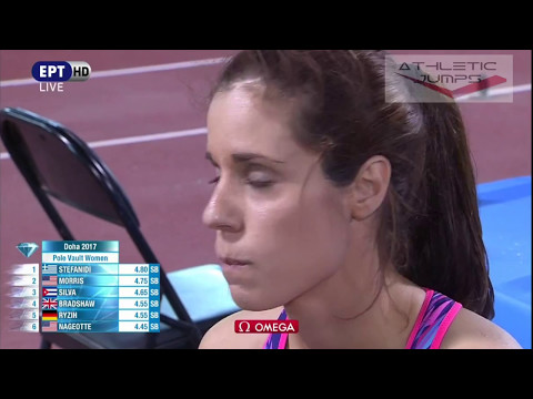 2017 Doha – Diamond League – Pole vault – Women