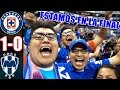 ¡¡¡A LA FINAL!!! // REACCIONES AL CRUZ AZUL VS MONTERREY 1-0