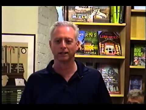 TVWHY: Russ Baker in St. Paul (Full Video)
