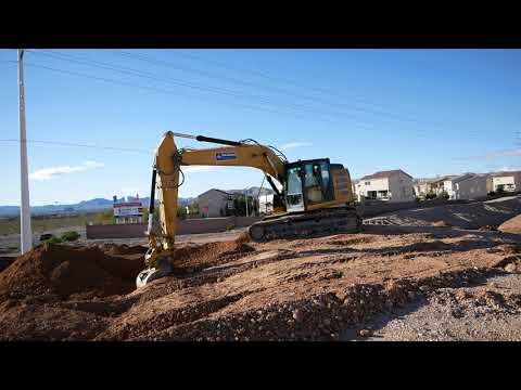 CAT 320EL Excavator in Las Vegas